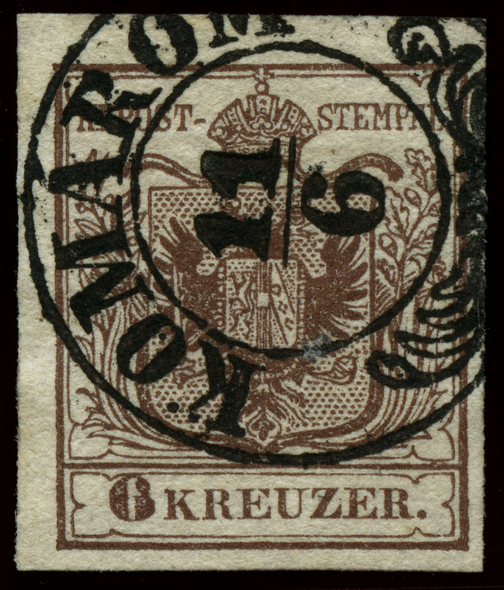 Die erste Österreichische Ausgabe 1850 - Seite 22 Ank_4_15