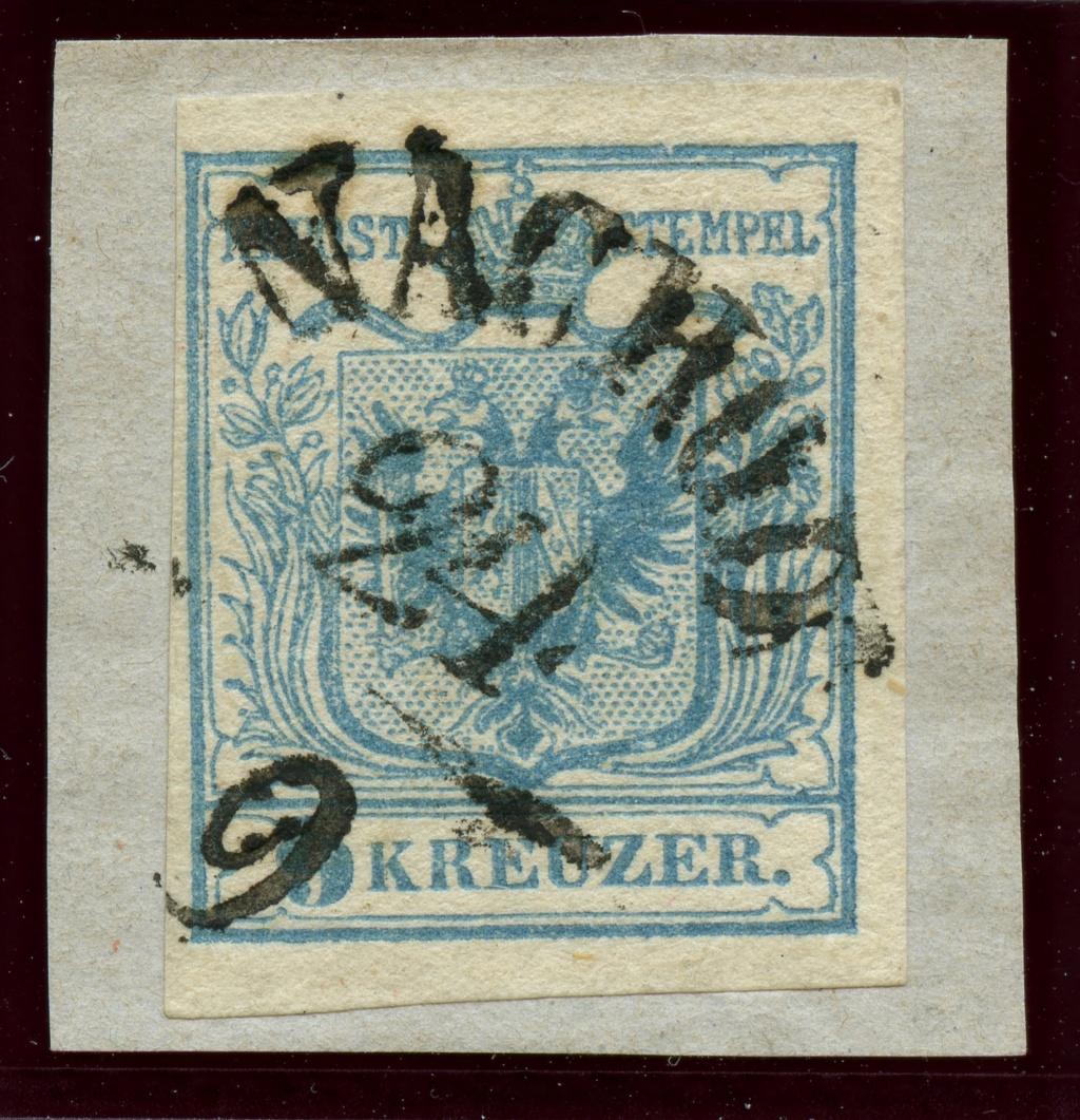 Die erste Österreichische Ausgabe 1850 - Seite 20 Ank_5_20