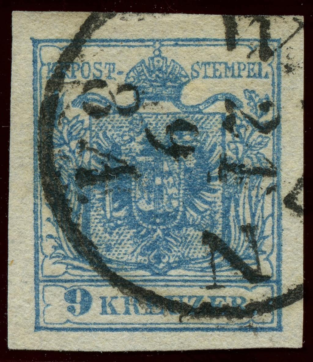 Die erste Österreichische Ausgabe 1850 - Seite 20 Ank_5_26