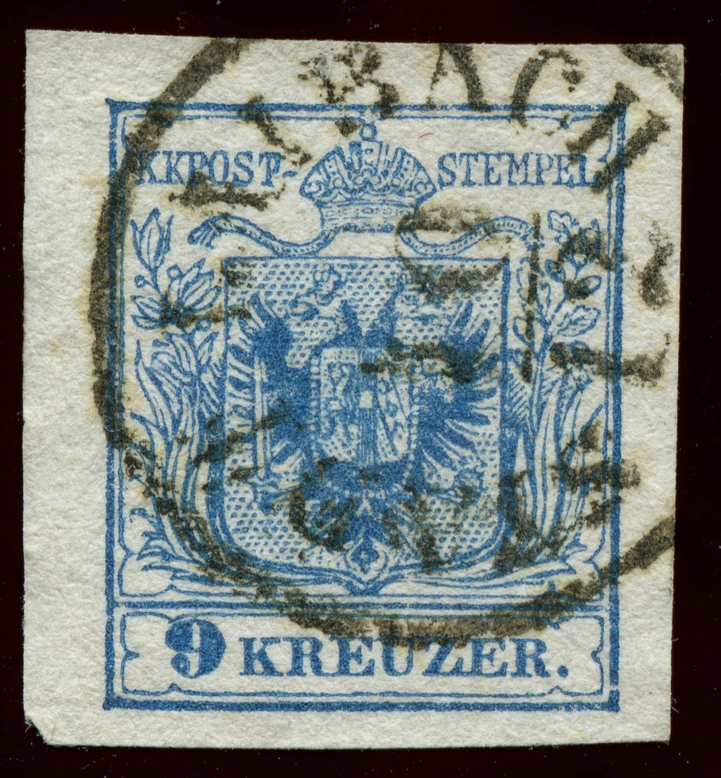Die erste Österreichische Ausgabe 1850 - Seite 20 Ank_5_27