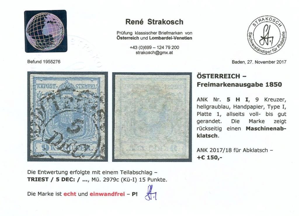 Die erste Österreichische Ausgabe 1850 - Seite 21 Ank_5_31