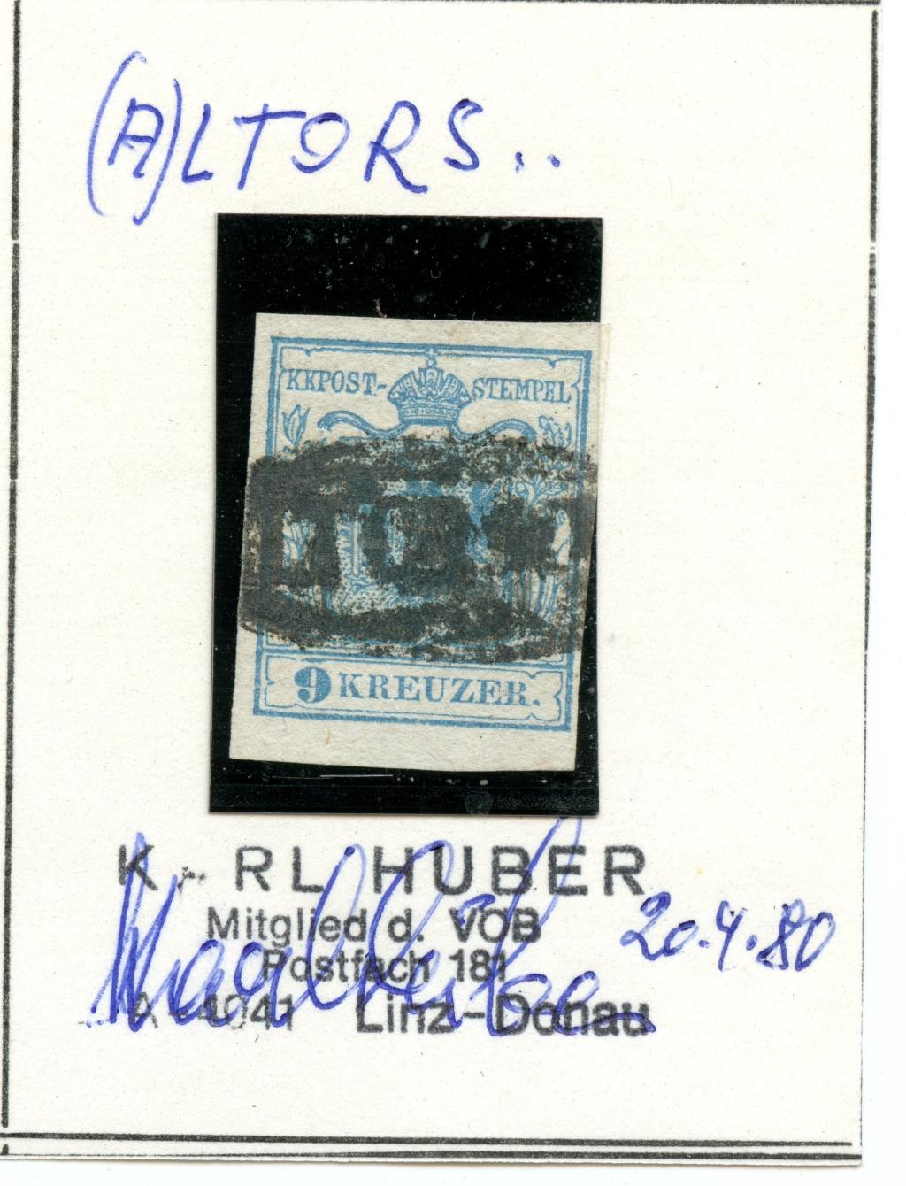 Die erste Österreichische Ausgabe 1850 - Seite 22 Ank_5_39