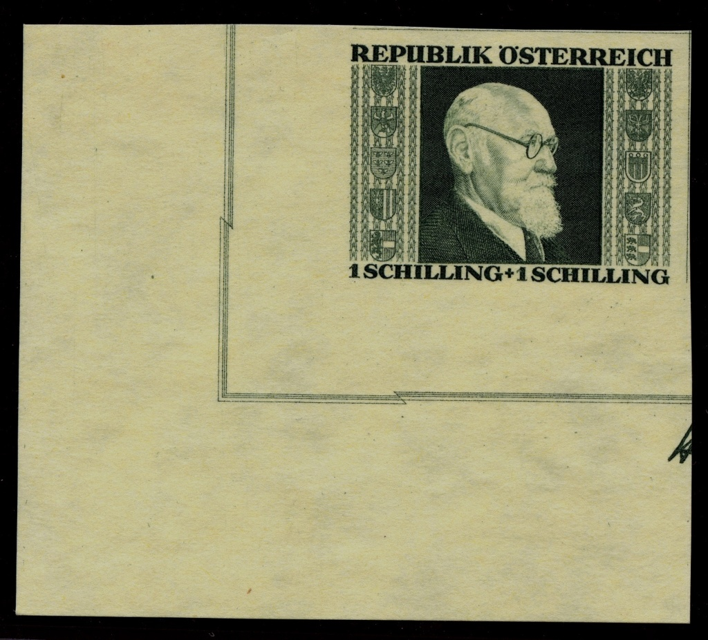 Briefmarken - Österreich, Briefmarken der Jahre 1945-1949 Ank_7810