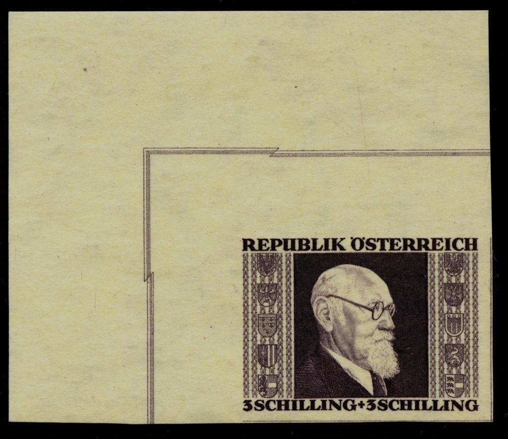 Briefmarken - Österreich, Briefmarken der Jahre 1945-1949 Ank_7811