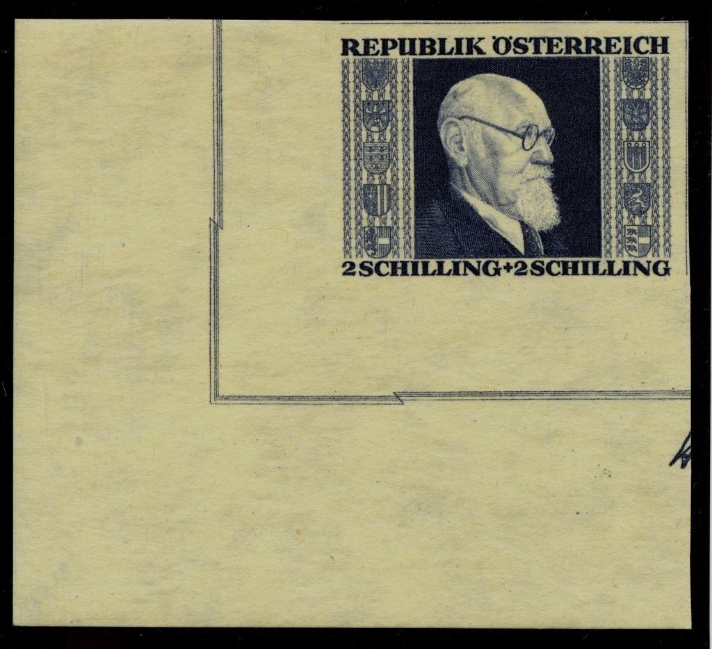 Briefmarken - Österreich, Briefmarken der Jahre 1945-1949 Ank_7812
