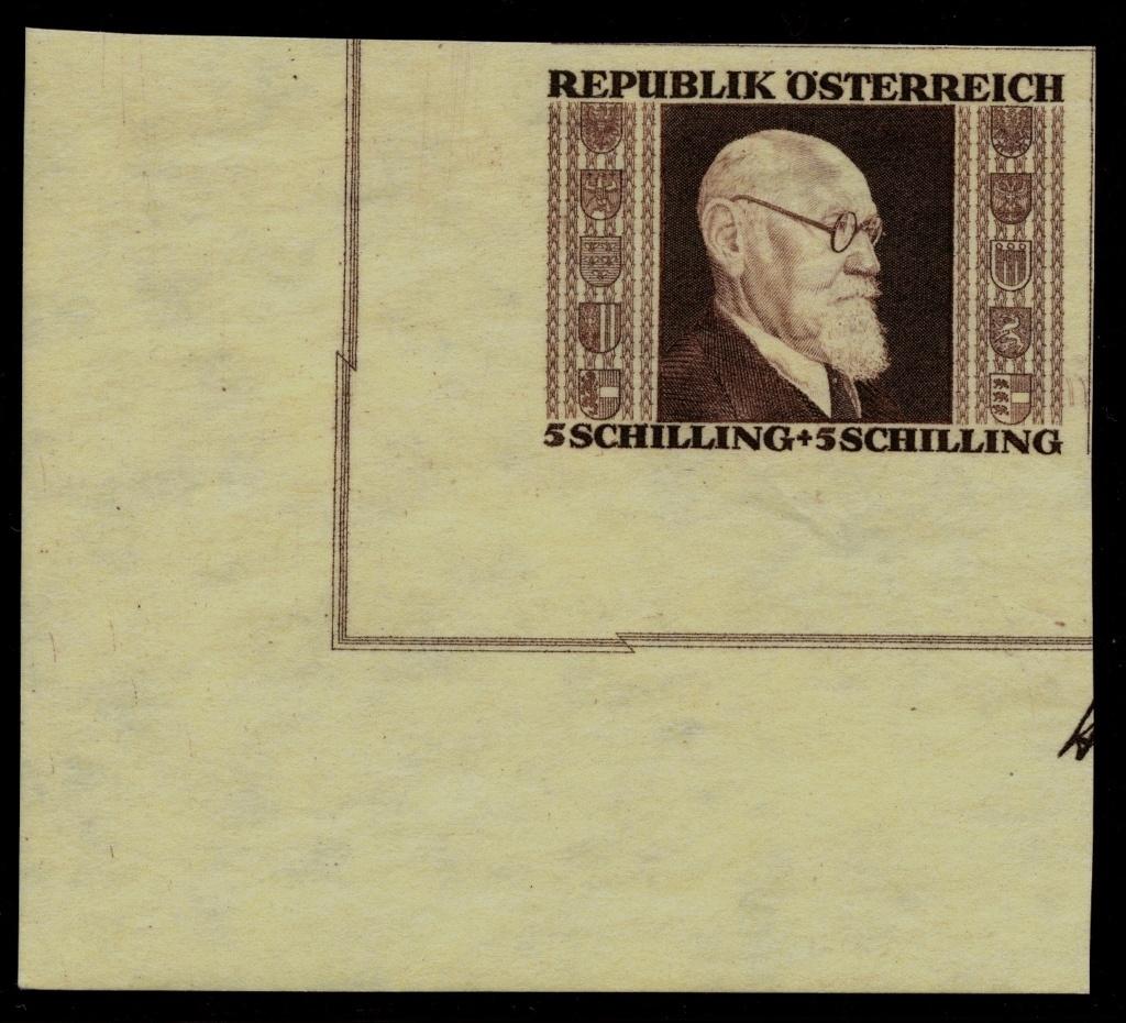 Briefmarken - Österreich, Briefmarken der Jahre 1945-1949 Ank_7813
