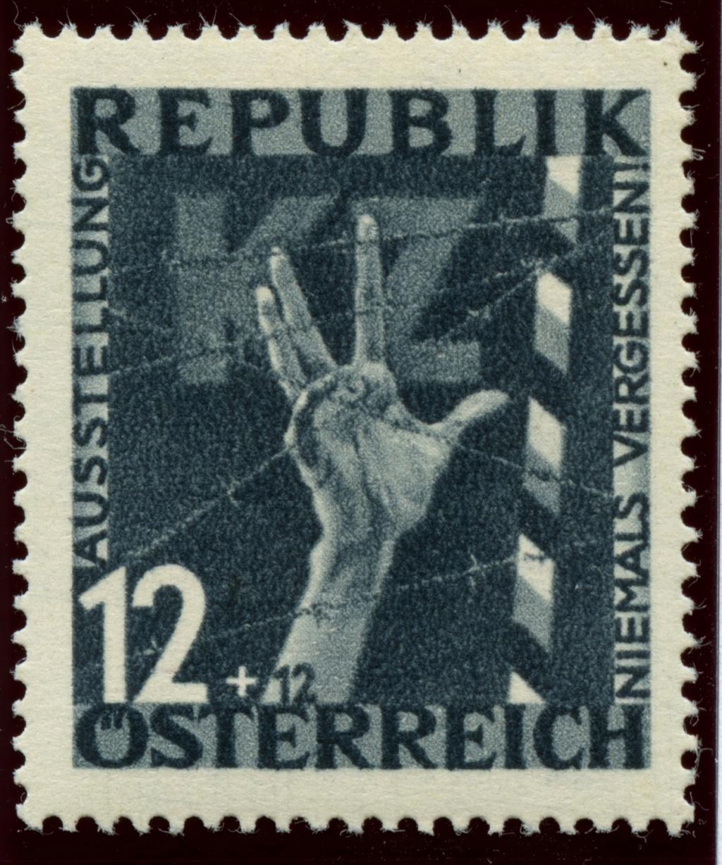 Briefmarken - Österreich, Briefmarken der Jahre 1945-1949 Ank_7816
