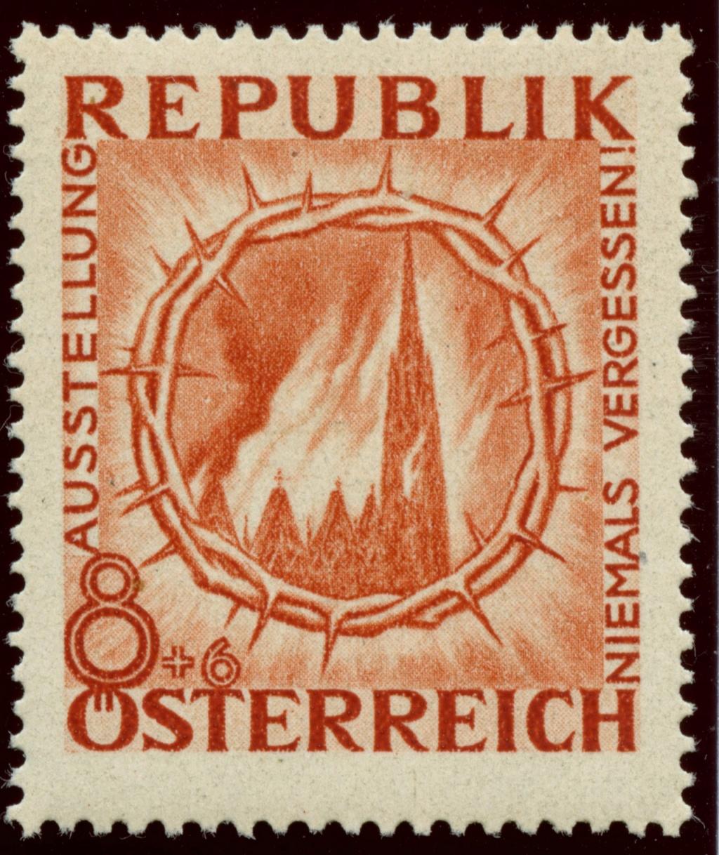 Briefmarken - Österreich, Briefmarken der Jahre 1945-1949 Ank_7817
