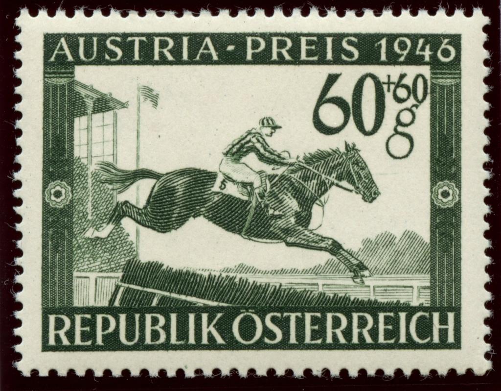 Briefmarken - Österreich, Briefmarken der Jahre 1945-1949 Ank_7913