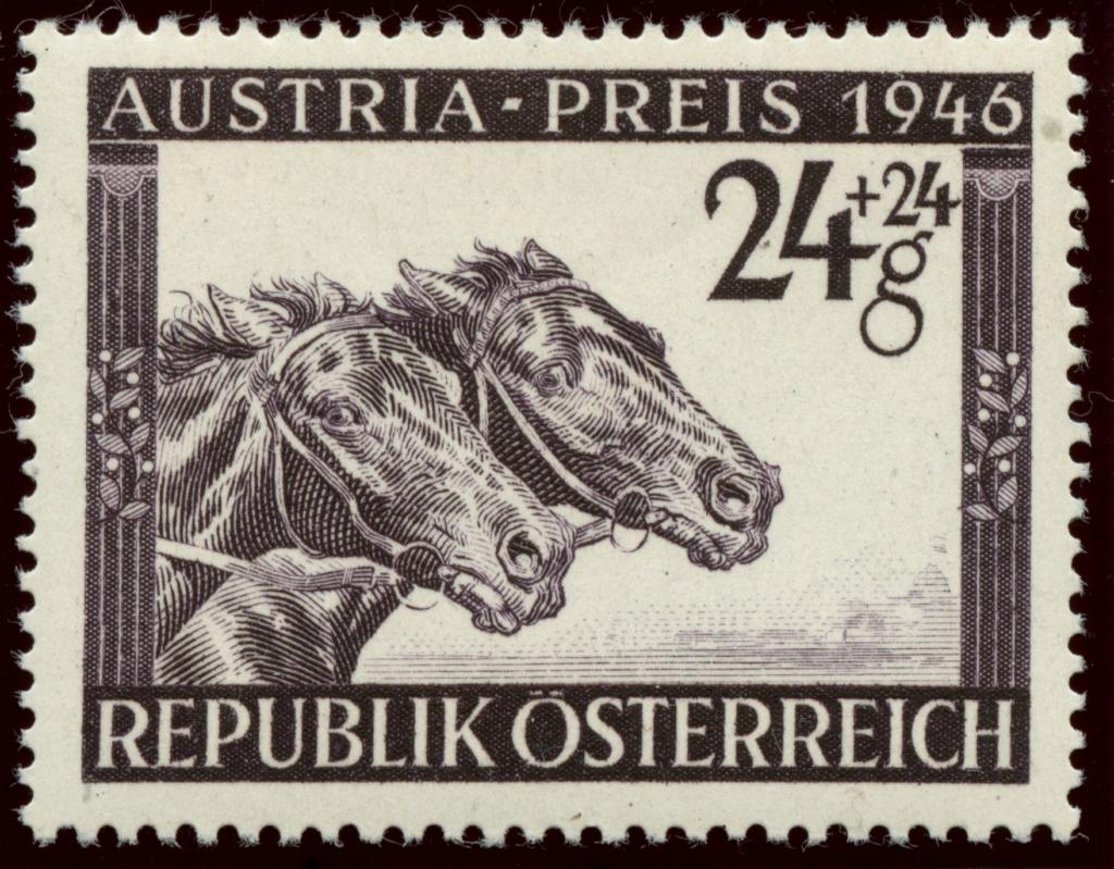 Briefmarken - Österreich, Briefmarken der Jahre 1945-1949 Ank_7914