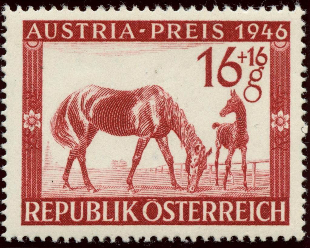 Briefmarken - Österreich, Briefmarken der Jahre 1945-1949 Ank_7915