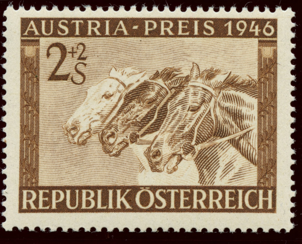 Briefmarken - Österreich, Briefmarken der Jahre 1945-1949 Ank_7916