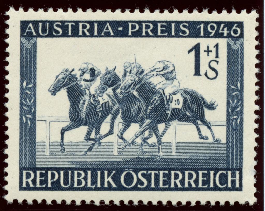 Briefmarken - Österreich, Briefmarken der Jahre 1945-1949 Ank_7917