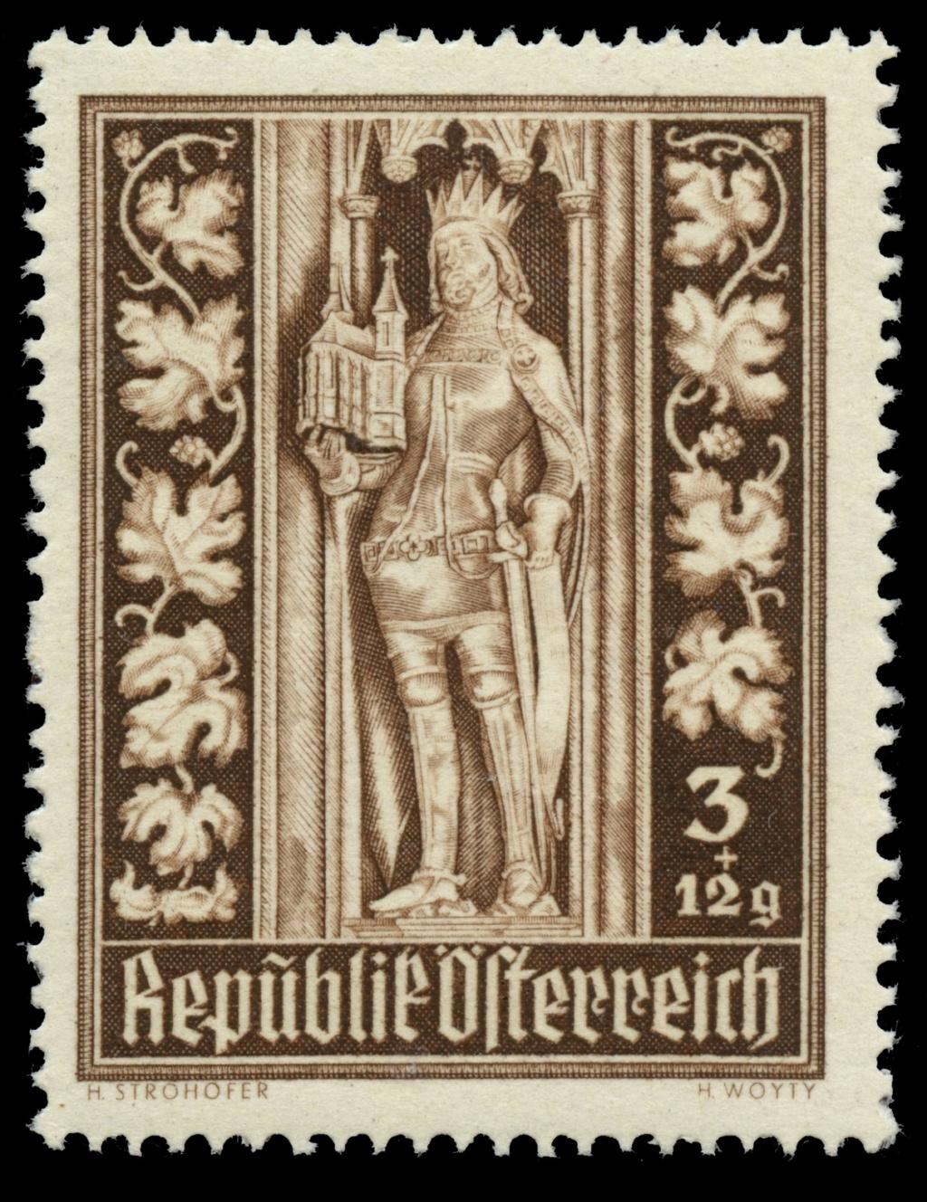 Briefmarken - Österreich, Briefmarken der Jahre 1945-1949 Ank_7918