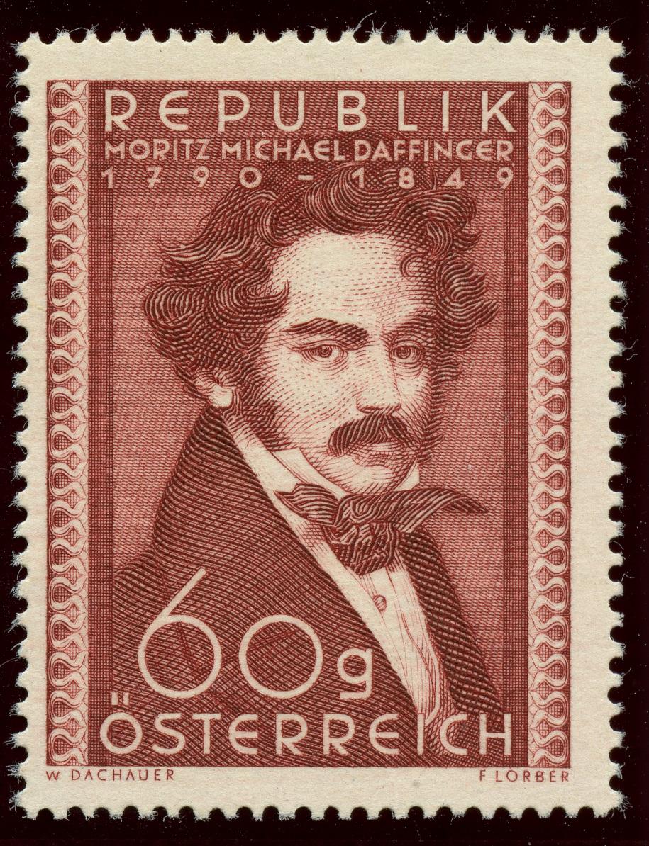 Briefmarken - Briefmarken der Jahre 1950 - 1954 Ank_9610