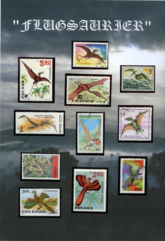 Dinosaurier Flugsa10