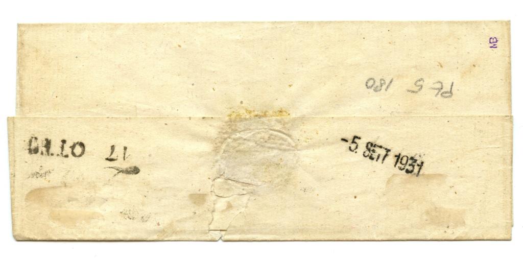 Briefmarken - Lombardei - Venetien 1850 - 1858 - Seite 5 Img27810