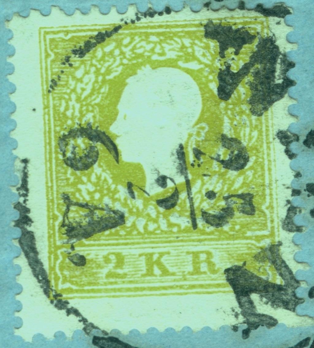 Die Freimarkenausgabe 1858 Type I und II - Seite 3 Raf_110