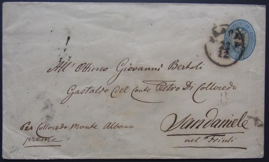 Lombardei-Venetien, Ausgaben 1863 und 1864 Rimg0110
