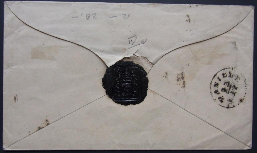 Lombardei-Venetien, Ausgaben 1863 und 1864 Rimg0111