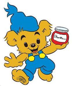 Bamse - ourson pour enfant Bamse10
