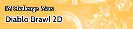 IM challenge mars - Blizzard brawl 2D Bannie20