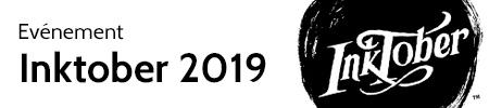Inktober 2019 Bannie32