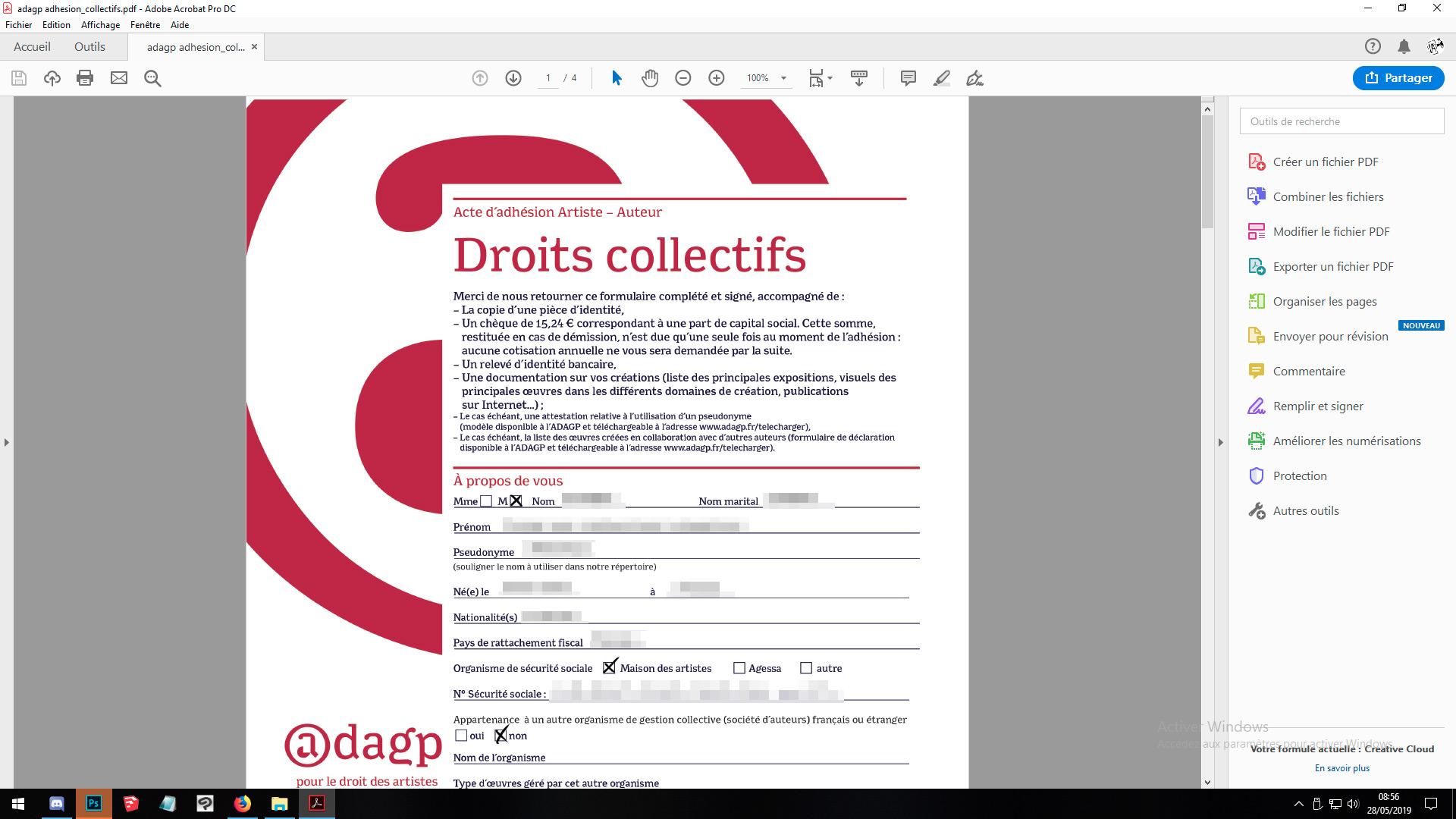 droit d'auteur géré par ADAGP et la SOFIA Droit-10