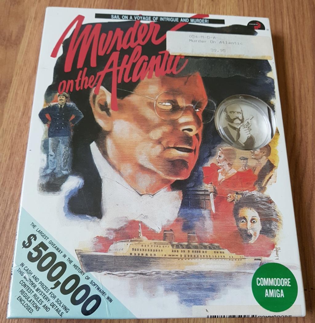 MURDER ON THE ATLANTIC AMIGA 20190610
