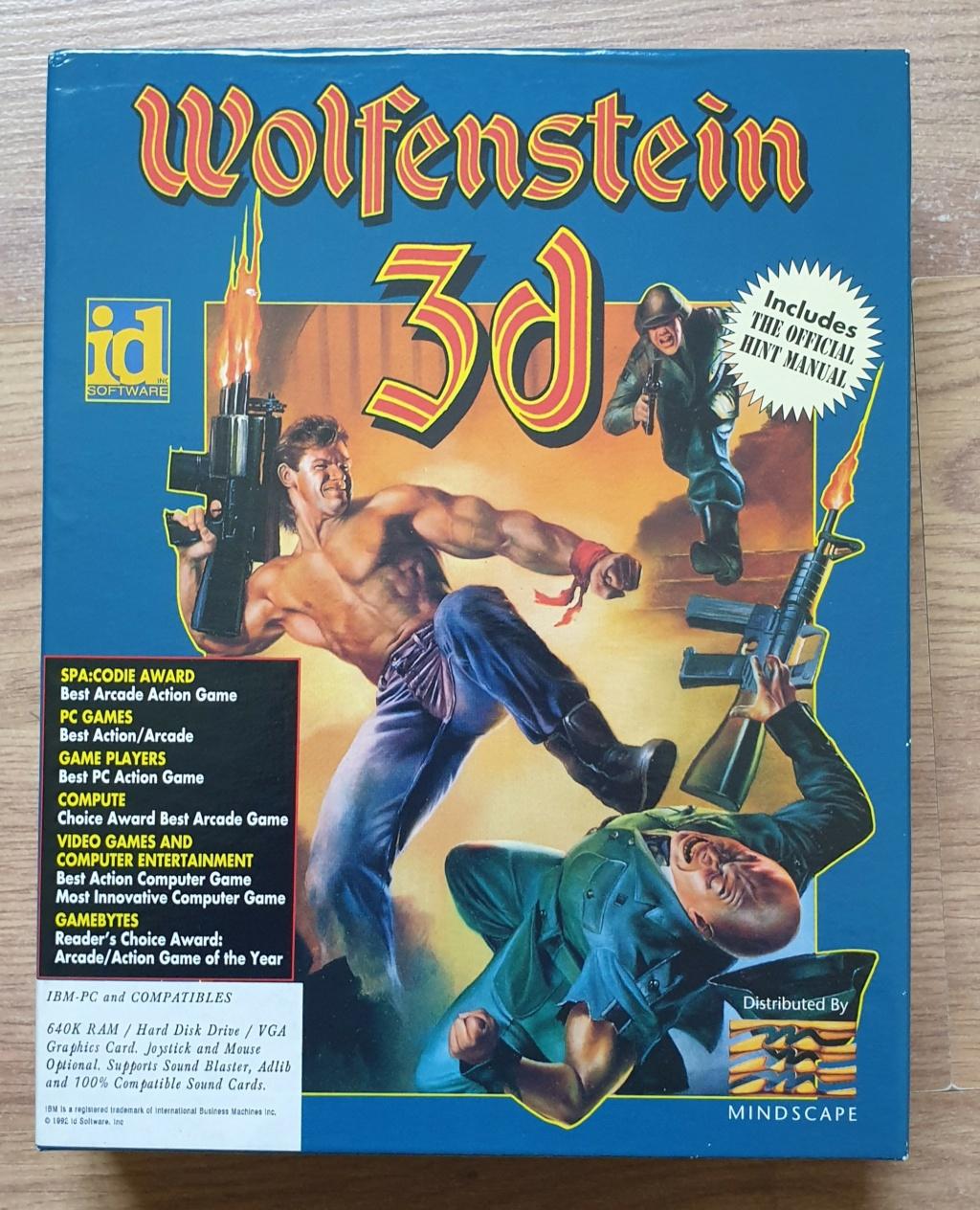EST. WOLFENSTEIN 3D IBM PC 20210814