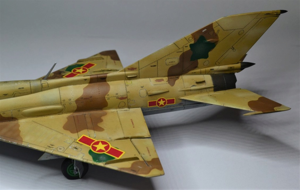 Mig 21 Eduard limited edition 1/48 - Page 2 39868910