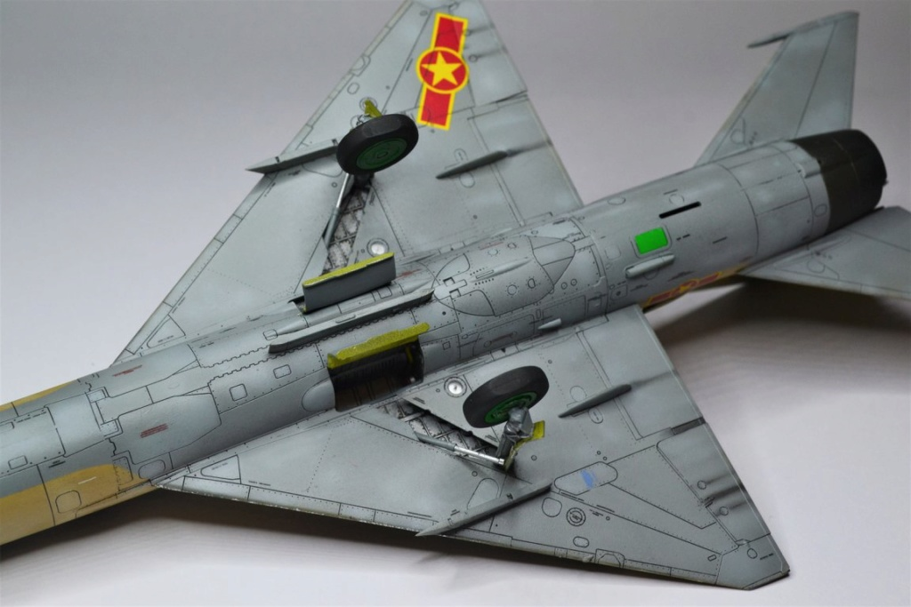 Mig 21 Eduard limited edition 1/48 - Page 2 39869210