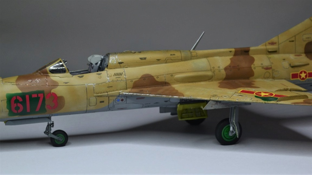 Mig 21 Eduard limited edition 1/48 - Page 2 39872810
