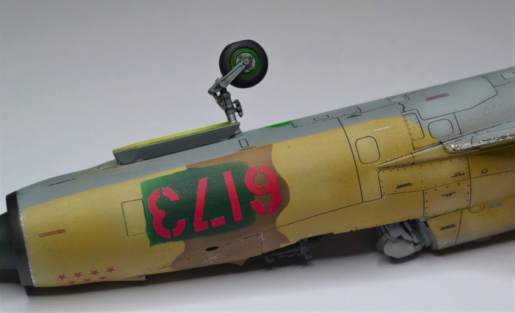 Mig 21 Eduard limited edition 1/48 - Page 2 39917910