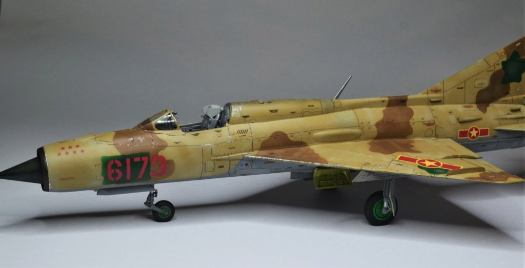 Mig 21 Eduard limited edition 1/48 - Page 2 39935710