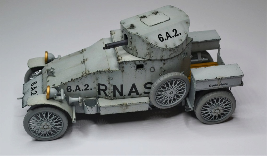 Lanchester 1/35 Copper State Models  42893210