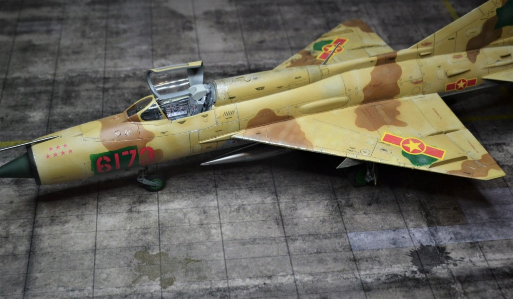 Mig 21 Eduard limited edition 1/48 - Page 2 50279610