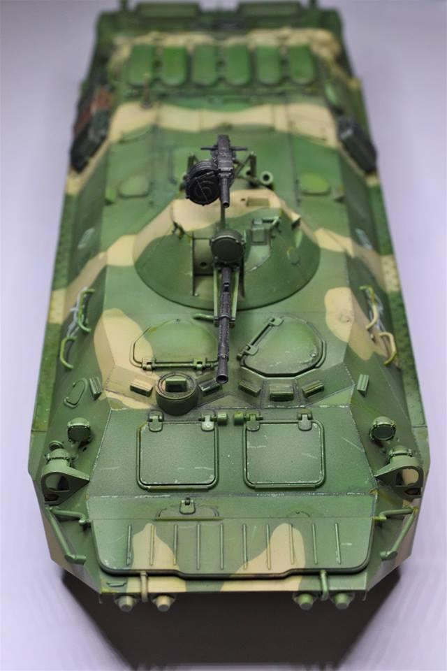 BTR 70 1/35 TRUMPETER . 51051910