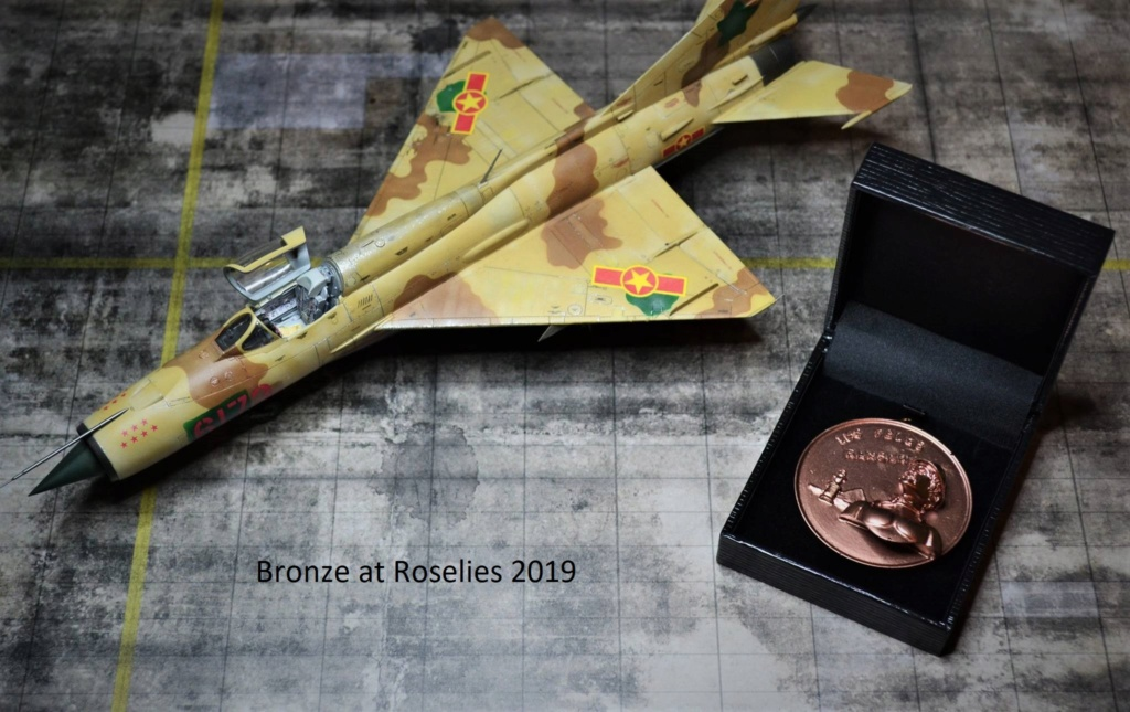 Mig 21 Eduard limited edition 1/48 - Page 2 51276010
