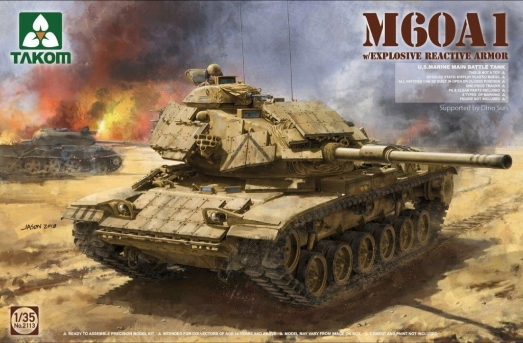 M60 A1 TAKOM 1/35 67759110