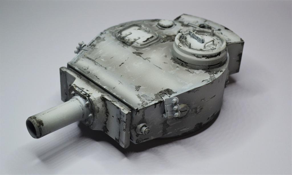 tiger - Tiger 1 early production Tamiya 1/25  - Page 2 Cuyt10