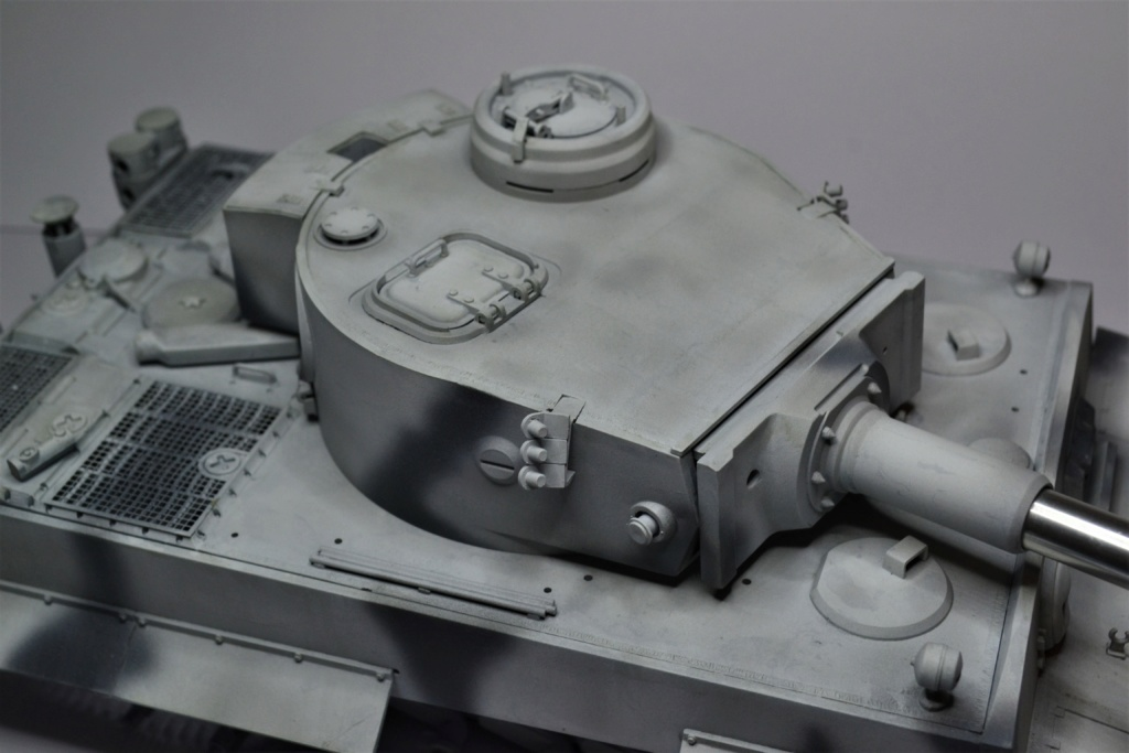 tiger - Tiger 1 early production Tamiya 1/25  - Page 2 Dsc_0022