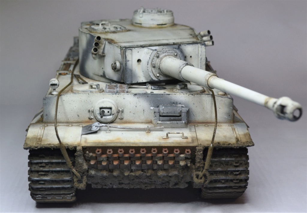 Tiger 1 early production Tamiya 1/25  - Page 4 Dsc_0122