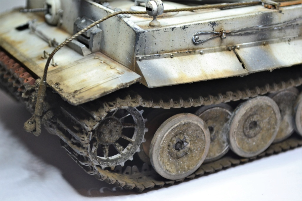 Tiger 1 early production Tamiya 1/25  - Page 4 Dsc_0128