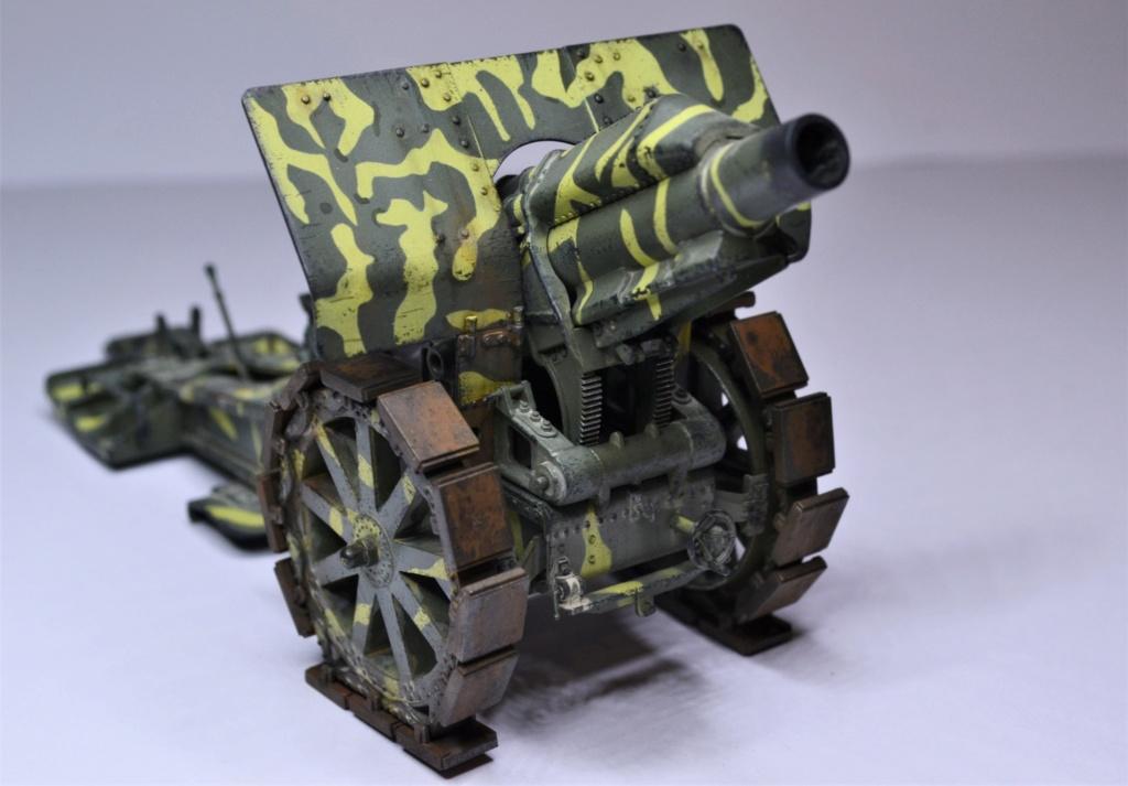 Canon krupp 21cm  1/35 Takom. Dsc_0234