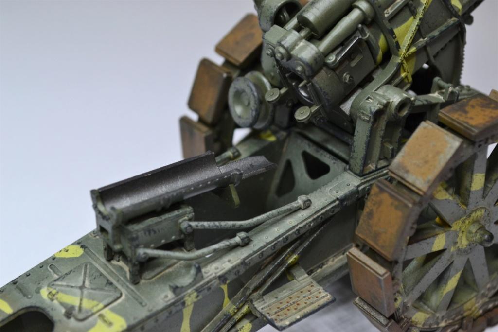 Canon krupp 21cm  1/35 Takom. Dsc_0235