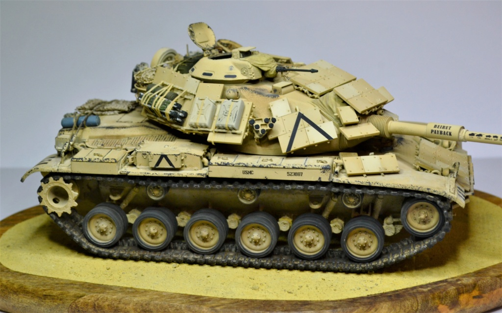 M60 A1 TAKOM 1/35 - Page 3 Dsc_0610