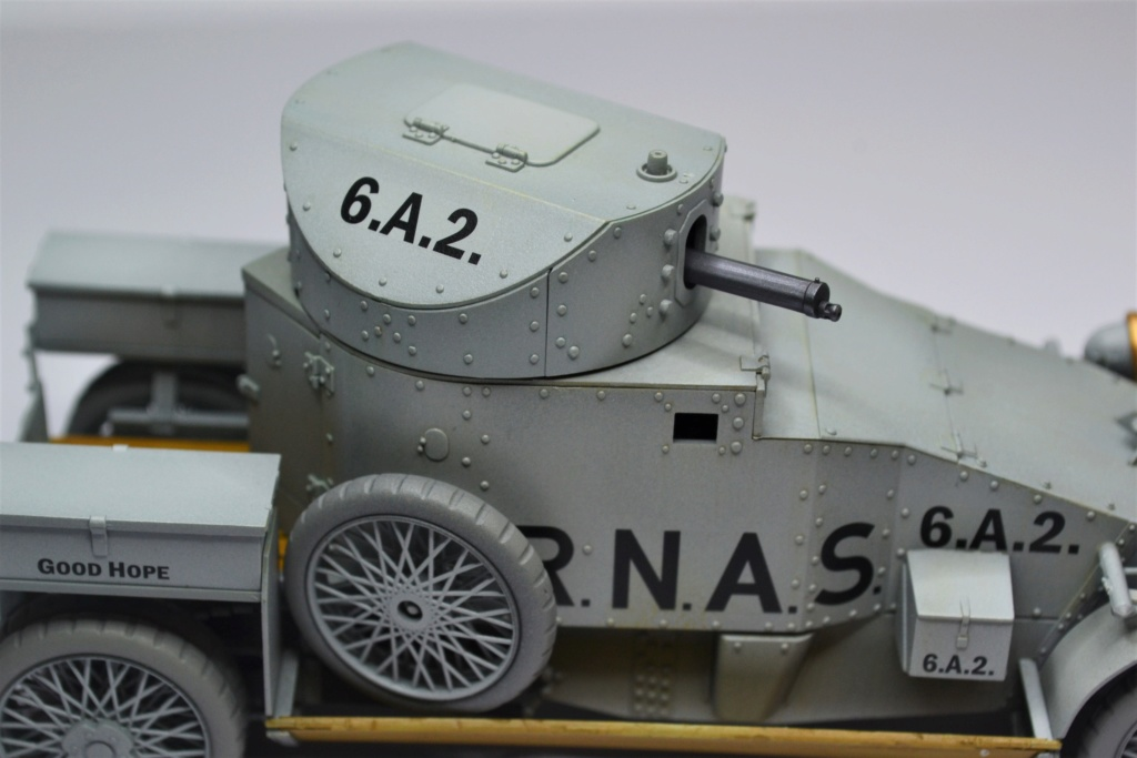 Lanchester 1/35 Copper State Models  Jyjy10