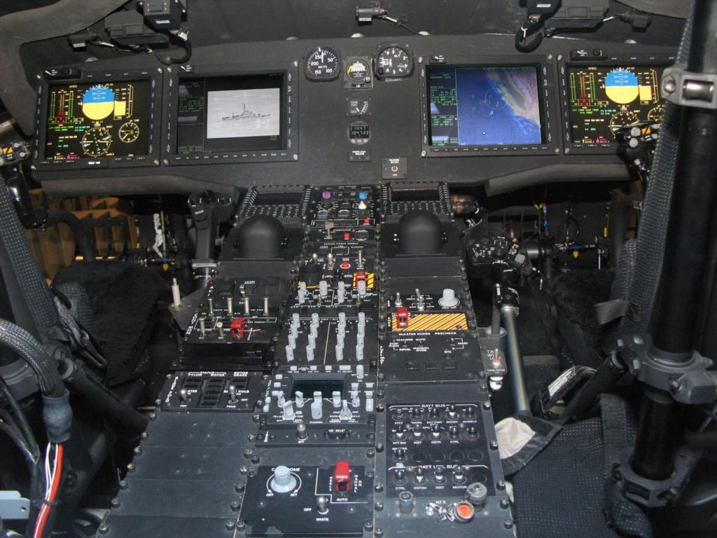 Seahawk MH60 S 1/35 ACADEMY. Mh-60r10