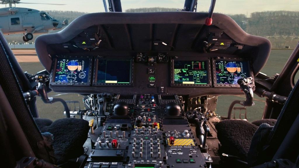 Seahawk MH60 S 1/35 ACADEMY. The-lo10